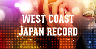 WEST COAST JAPAN RECORD